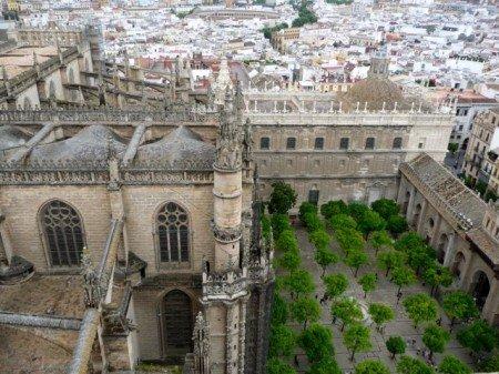Siviglia, la Cattedrale