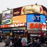 Picadilly Circus Londra