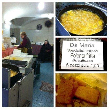 street food di Bari