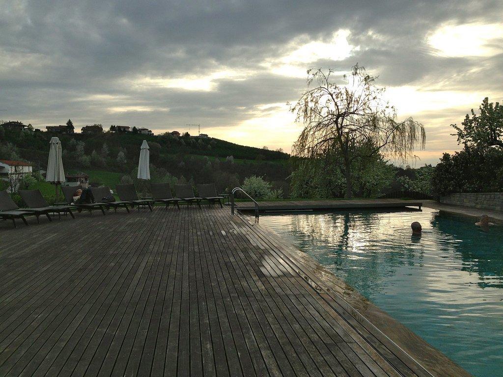 Relax nelle Langhe, Villa D'Amelia