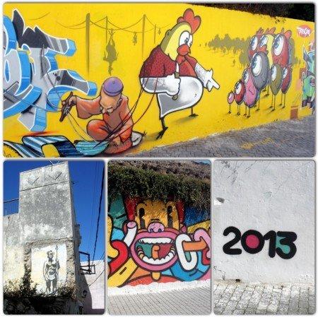 Festival street art Marocco