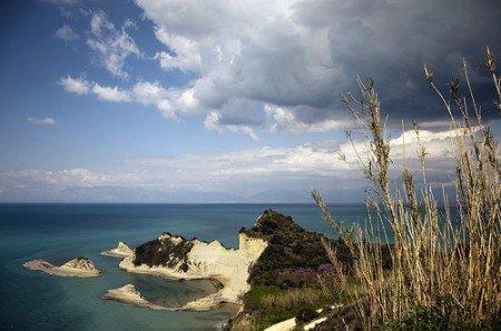 isole greche corfù