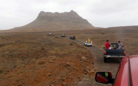 escursioni Capo Verde deserto