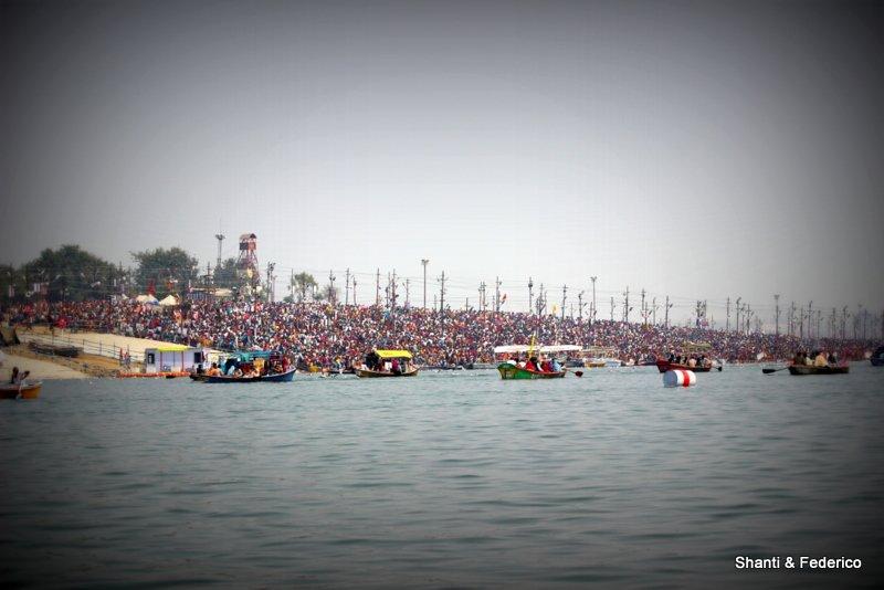 India ed il Maha Kumbha Mela
