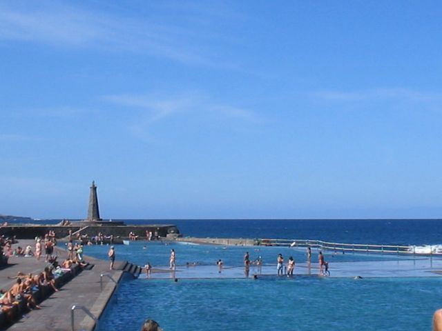 Bajamar, le spiagge di Tenerife