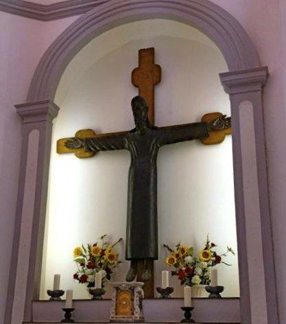 Cristo Nero, Santa Croce Liguria