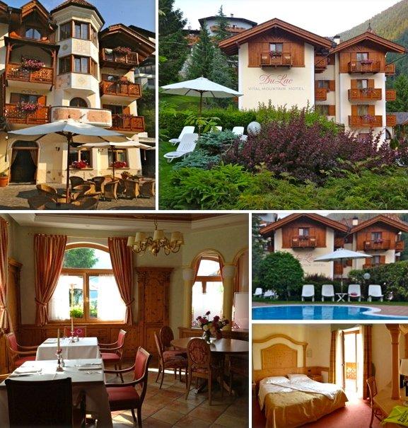 Hotel Du Lac, dormire a Molveno