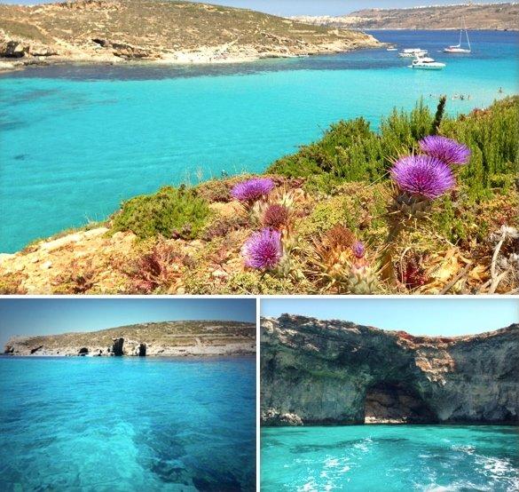 Comino e Gozo, isole Malta
