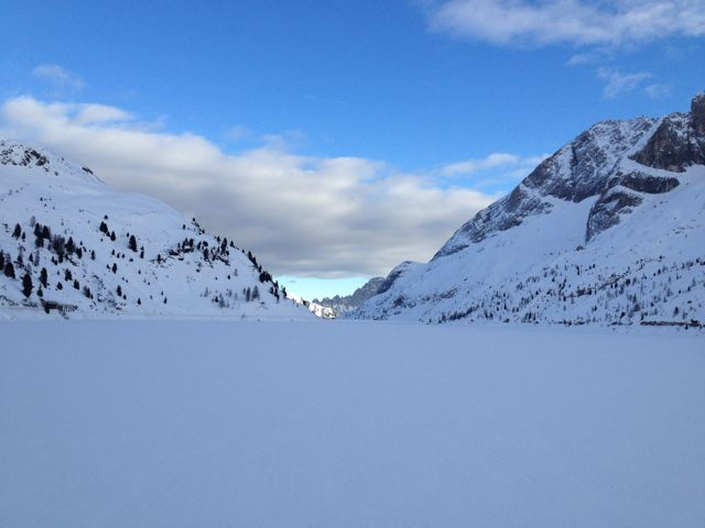 Passo Fedaia Dolomiti