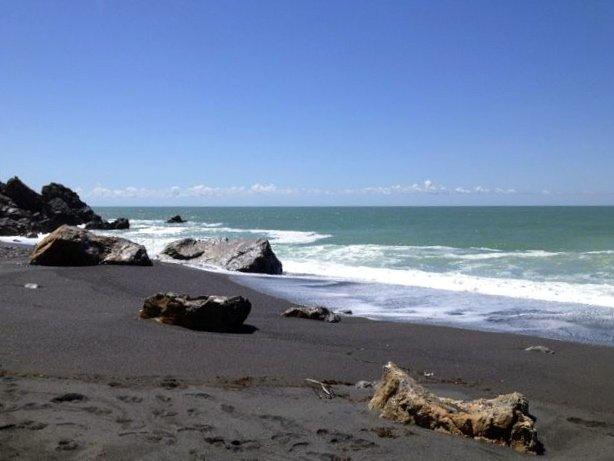 Punta Corvo, spiaggia Golfo dei Poeti Liguria