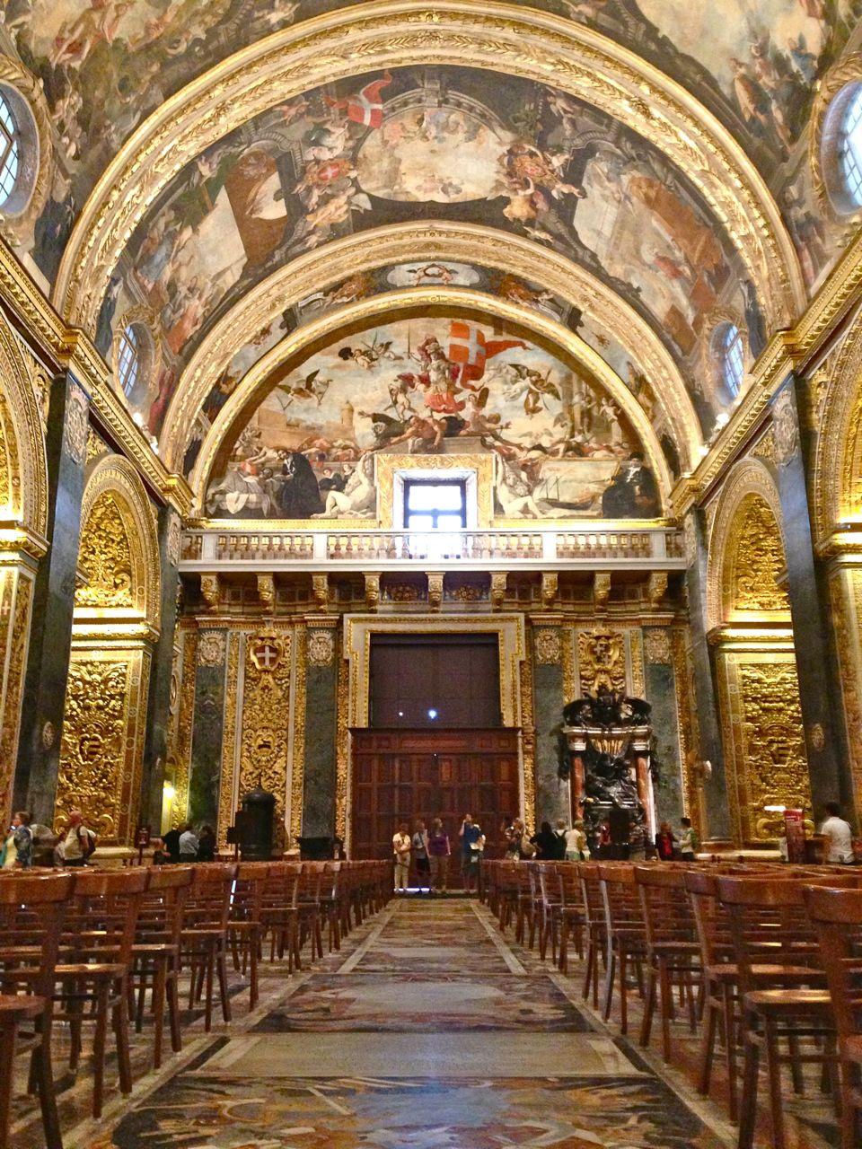 Cattedrale La Valletta, Malta