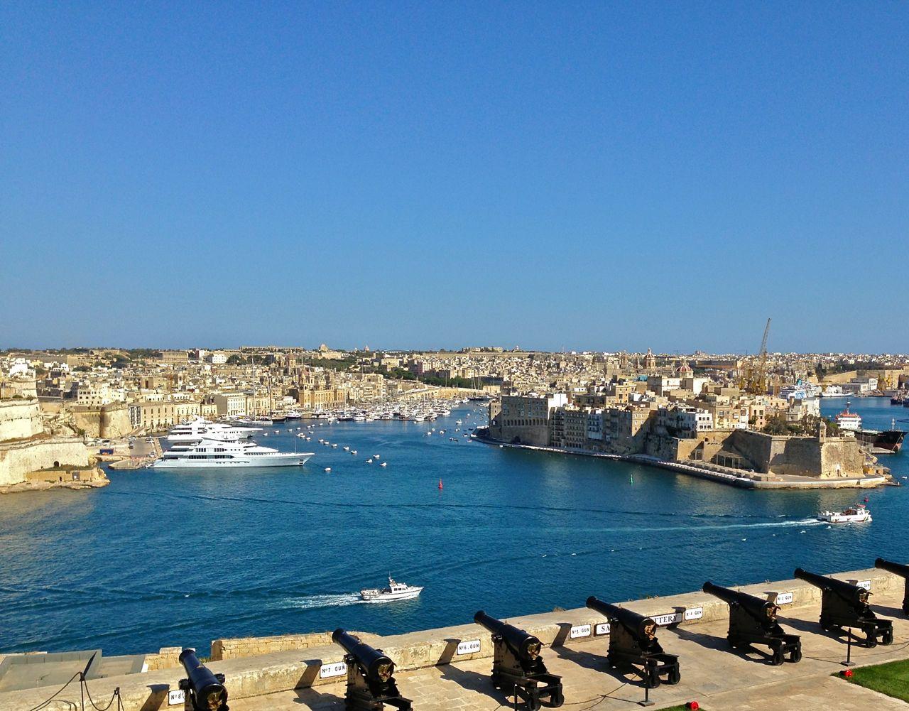Punto panoramico Malta