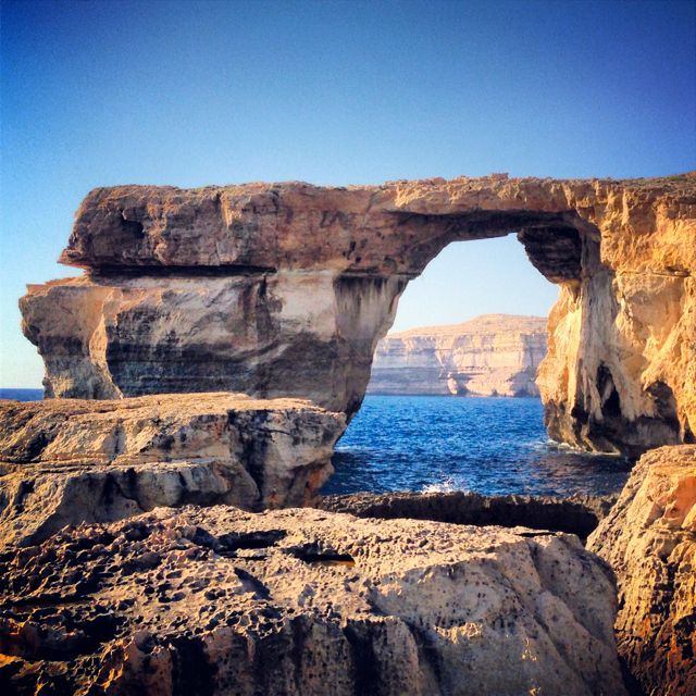 La Finestra Azzurra, Gozo Malta