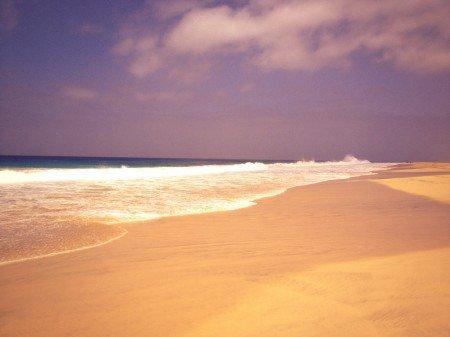 Curralinho spiagge di Boa Vista