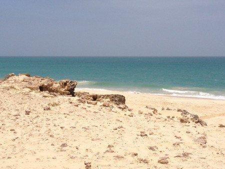 spiaggia di Varandinha, capo verde