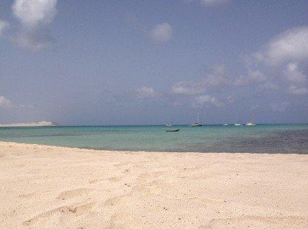 Praia Estoril, Capo Verde