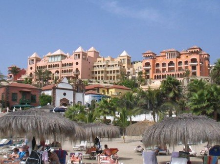 Playa del duque, spiagge di Tenerife