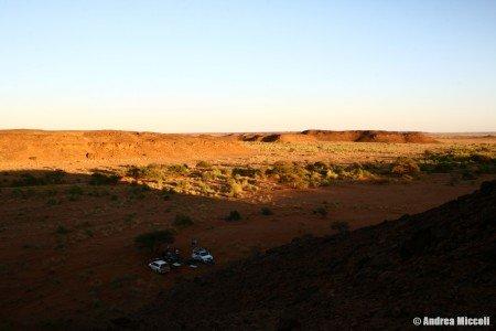 Sudan on the road