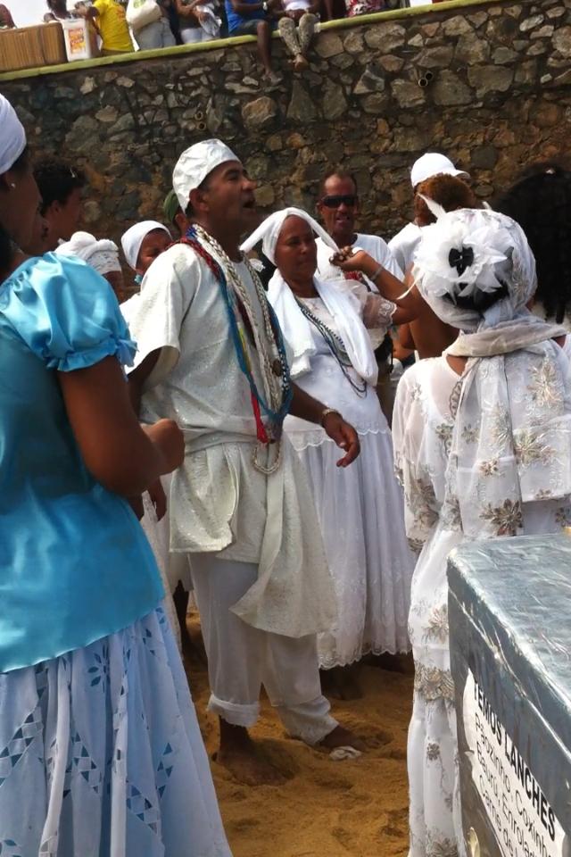 festa del mar Bahia Brasile