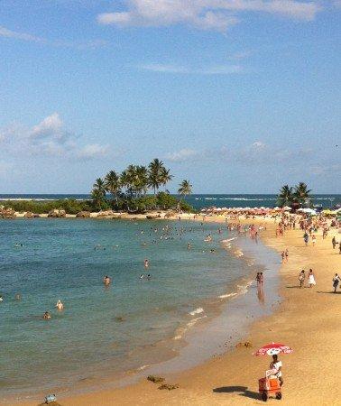 Brasile spiagge Morro de S.Paolo