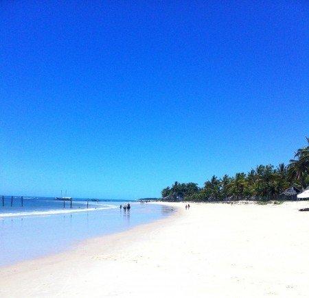 Brasile spiaggia Trancoso
