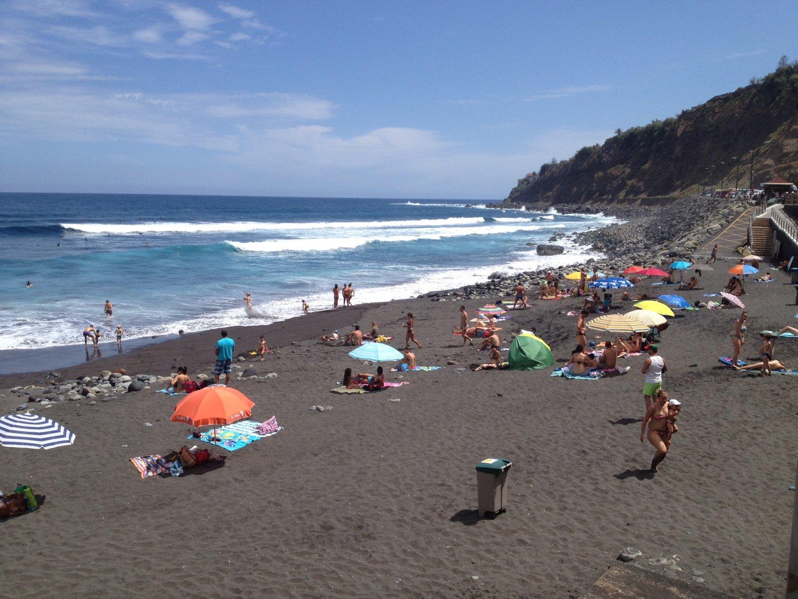 spiaggia di tenerife, canarie