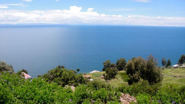 Isola di Taquile, lago Titicaca - Perù