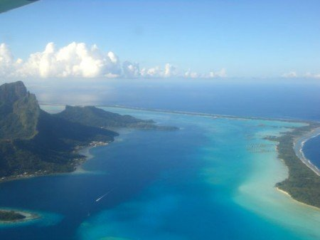 Bora Bora polinesia francese