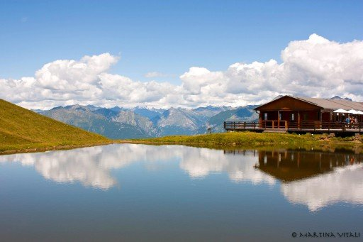 Monte Tamaro Ticino Svizzera
