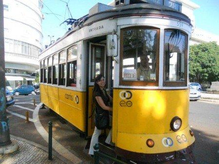 Spostarsi a Lisbona, guida ai trasporti pubblici
