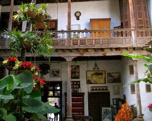 Casa dei balconi Orotava