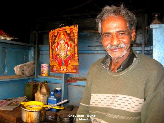 ChayMan,Bundi, India