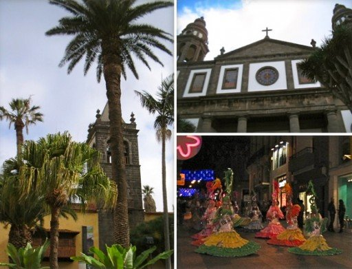Tenerife, Santa Cruez