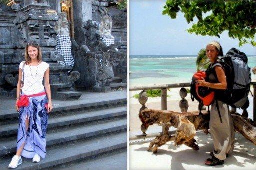 Donne in viaggio - travel blogger