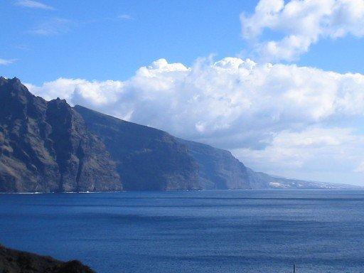 Los Gigantes, punto panoramico Tenerife