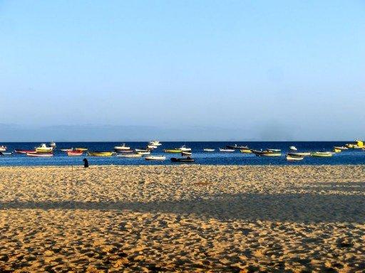 Capo Verde Spiaggia di Santa Maria