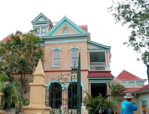 la vecchia casa di Ernest Hemingway, florida keys