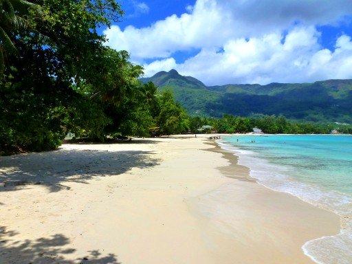 spiagge di mahe, seychelles