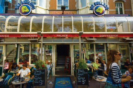 i coffe shop di amsterdam