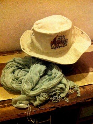 Due elementi dell'abbigliamento inspensabili per un safari