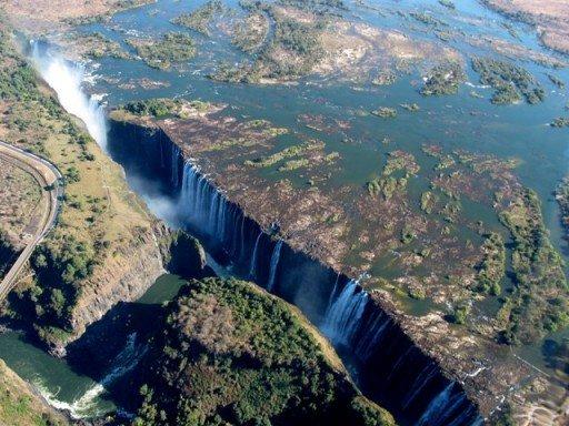 Victoria Falls - safari in africa