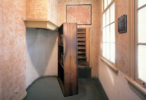 anne frank museo amsterdam