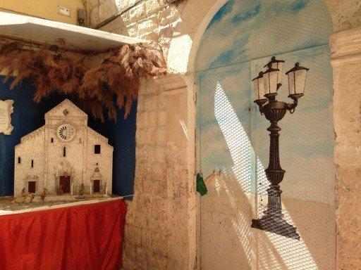 bari - borgo antico - graffiti