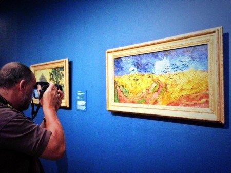 Amsterdam il museo di Van Gogh