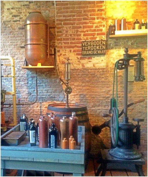 Museo del gin Schiedam