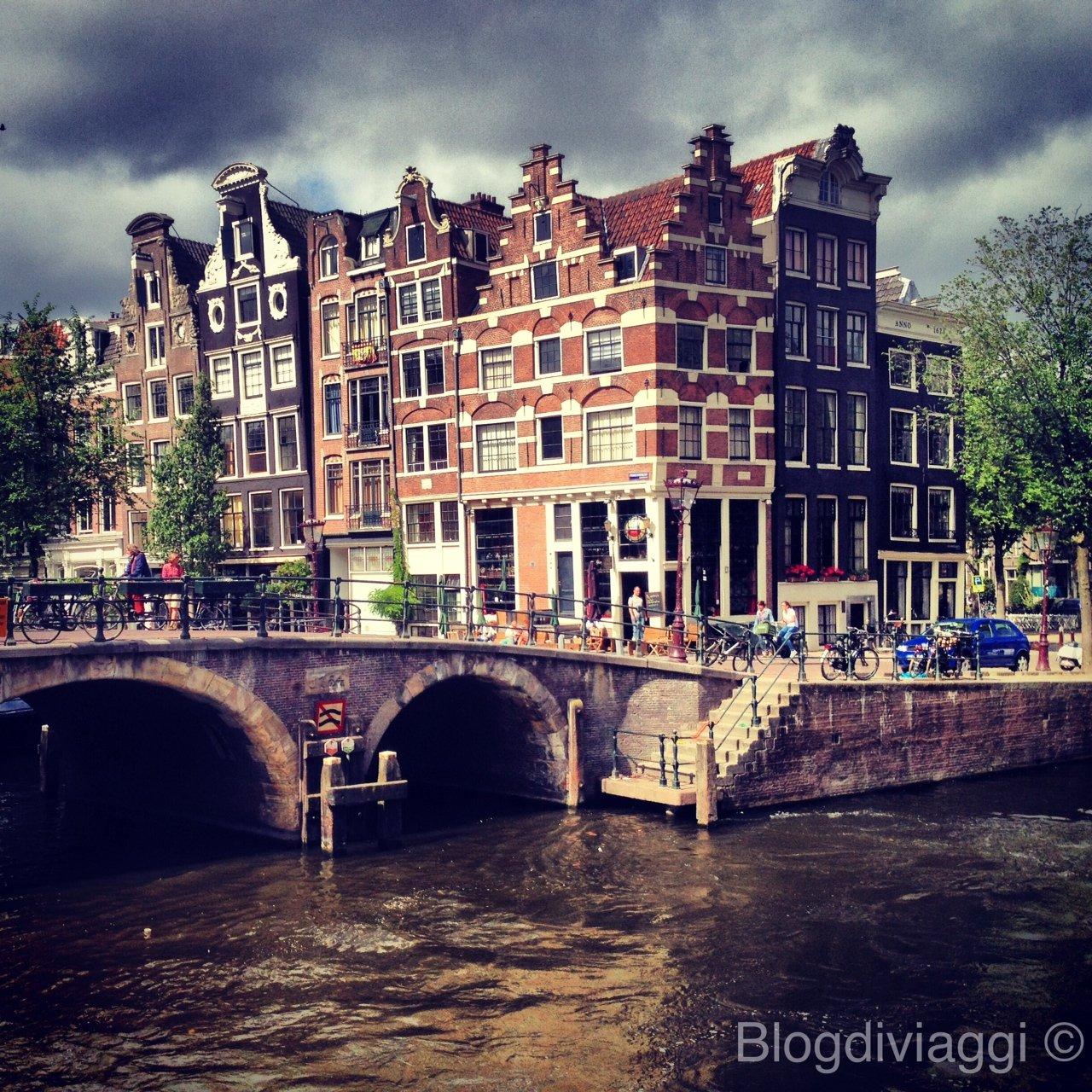 Centro di amsterdam in 10 foto blog di viaggi for Centro di amsterdam