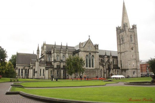 st patrick cathedral dublino