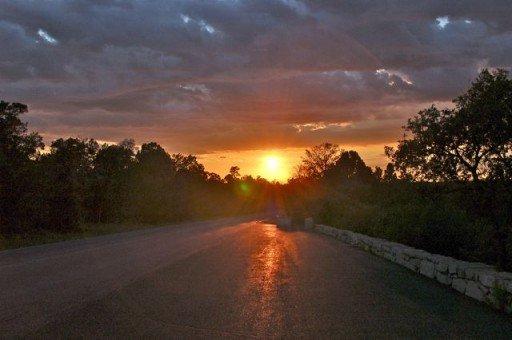 viaggi on the road in solitaria