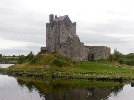 Irlanda castelli nel Burren