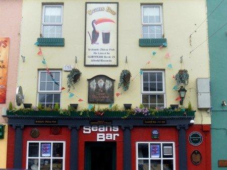 Irlanda pub più antico